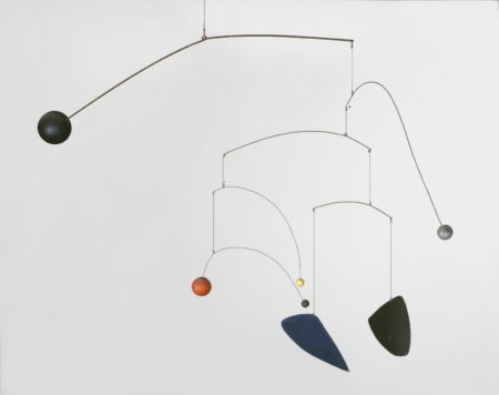 Mobile c.1932 Alexander Calder 1898-1976 Lent from a private collection 1992 http://www.tate.org.uk/art/work/L01686